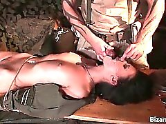 Two sexy sexy horny army nussitaan