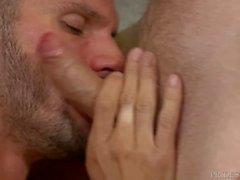 Schnell Papa! Setzen Sie Ur Uncut Big Dick Up My Ass B4 Ppl aufkreuzen