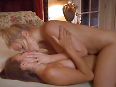 Celeste Star joins Alexis Texas in this intense lesbian love making scene