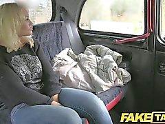 FakeTaxi rubios polluelo mierda polla los conductores de taxis