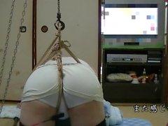 Seil, Peitsche und Vibe zum Jyosoukofujiko