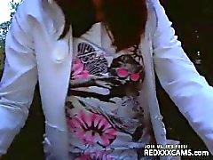 Dirty Kiimainen ja MILF Cheri - redxxxcams