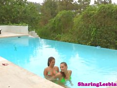 outdoor lesbians pussylicking and fingering film