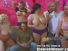 Huge tittied Samantha 38G und Freunde Fan deepthroat