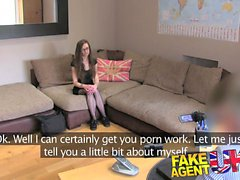 FakeAgentUK London escort does massive fanny farts