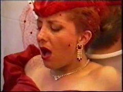 Boda Extravagante - vintage