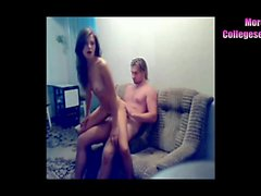 College couple sex tape