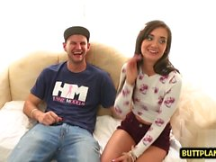 hot teen sex and cumshot film clip 1