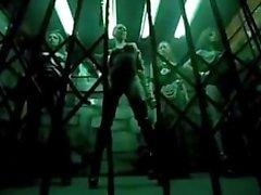 Åsa Akira för musikvideo