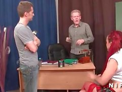 French redhead slut anal fucked i dates25com