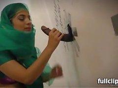 Nadia Ali Fick von 2 Black Cock