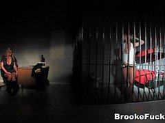 Brooke Banner détenus Cop