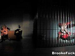 Brooke Banner Inmate Cop