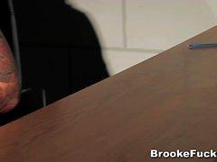 Брук Banner Заключенный Коп
