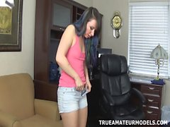 High Definition POV Handjob