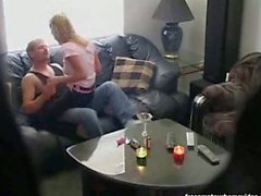 Fucked while watching porn Hidden cam