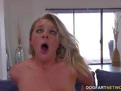 Brooke Wylde tries Mandingo's BBC