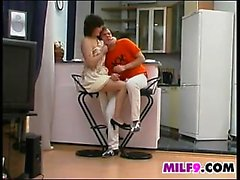 Mature Woman Being Licked And Fucked