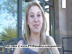 Alanna ftv babes çarpıcı sarışın hatun bekaret hakkında konuşuyor