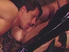 Nici Sterling and Sunset Thomas get DP'd