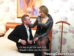 Young Courtesans - The secretary experiences