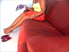 Mature Sophia's Feet