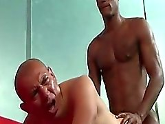 D'antonio Moreno & Billy longtemps interraciale sexe anal
