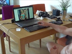 Ulf Larsen présente son porno et lui-même