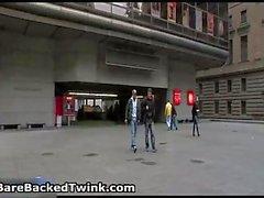 Martin Çapraz & Andy sıcak gayler Freaks