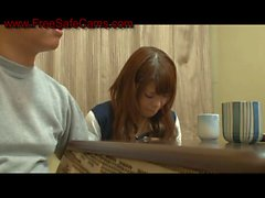 dirty habits at dinner for young japanese babe film