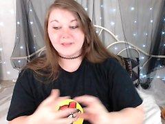 amatoriale deiutza18 toni infiammanti sulla webcam dal vivo