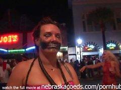 public nudity festival key west florida