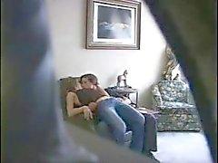 Hidden Cam and Teen Couple