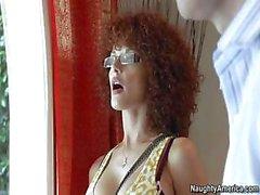Curly Woman Joslyn James Love Deep Penetration