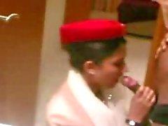 UAE Stewardess