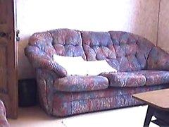 Assfucked On Sofa