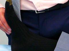 Muscle gay flip flop et éjaculation