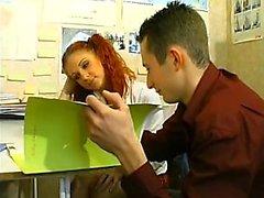 French redhead 2 Nikita from 1fuckdatecom
