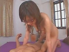 Anju - glasses and fucking