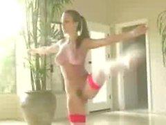 Энди Valentino обнаженная балета