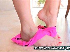 Gina porn Hard Breast Massage Adult FTV