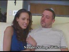 Wifey's Cum Instinct