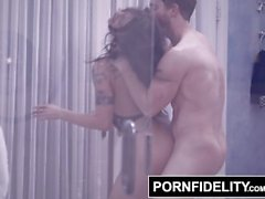PORNFIDELITY Rachael Madori Midnight Sex Slave
