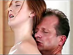fuck makes freckled redhead squirt