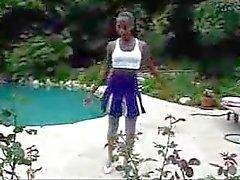 Musta Cheerleader Kokoa