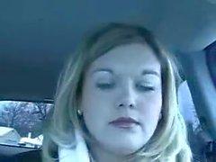 Nikki Smoking 120 Driving
