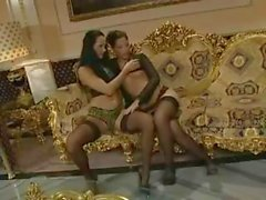 Eve Angel Erika Fire And Nikita Rush