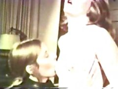 Classic video of some dirty lesbians doing some dildo deviations