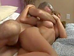 Sexy MILF Shayla Laveaux bedroom sex