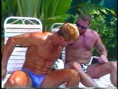 Muscle Heat - Scene 2